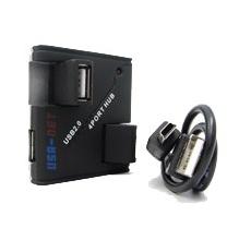 CONCENTRADOR DE 4 PUERTOS USB 2.0