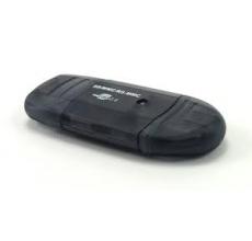 LECTOR DE TARJETAS DE MEMORIA T-FLASH USB 2.0 MMC+SD