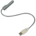 Luz USB para Laptops, 3 LED con switch