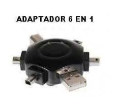 ADAPTADOR 6 EN 1