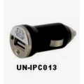 CARGADOR DE CARRO CON CONECTOR DE USB
