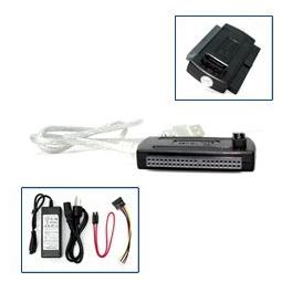 """CONVERTIDOR IDE SATA A USB ADAPTADOR A DISCO DURO 2.5"""", 3.5"""" USA-NET"""
