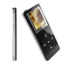MP4 con memoria 2GB pantalla 1,8 y radio (Negro) MarcaUsa-Net