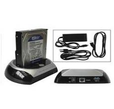 BASE PARA DISCOS DUROS 2,5 Y 3,5 SATA USB 3.0
