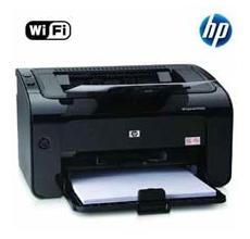 IMPRESORA HP LASERJET P1102W 19PPM