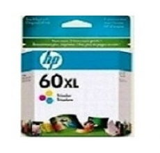 CARTUCHO DE TINTA COLOR HP 60XL